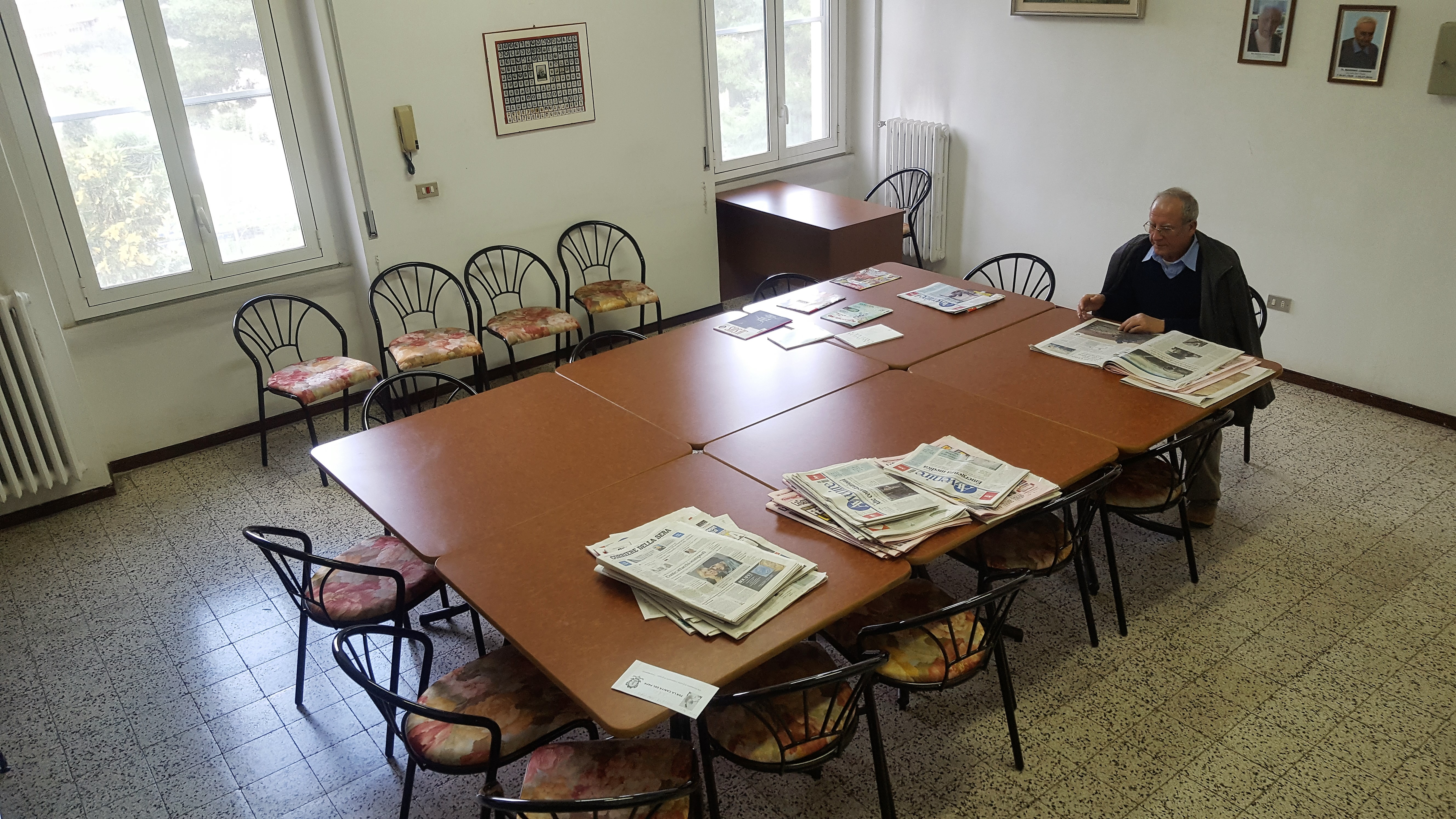 Sala Lettura San Giuseppe