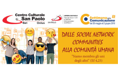(Programma della Settimana delle Comunicazioni Sociali a Bari)