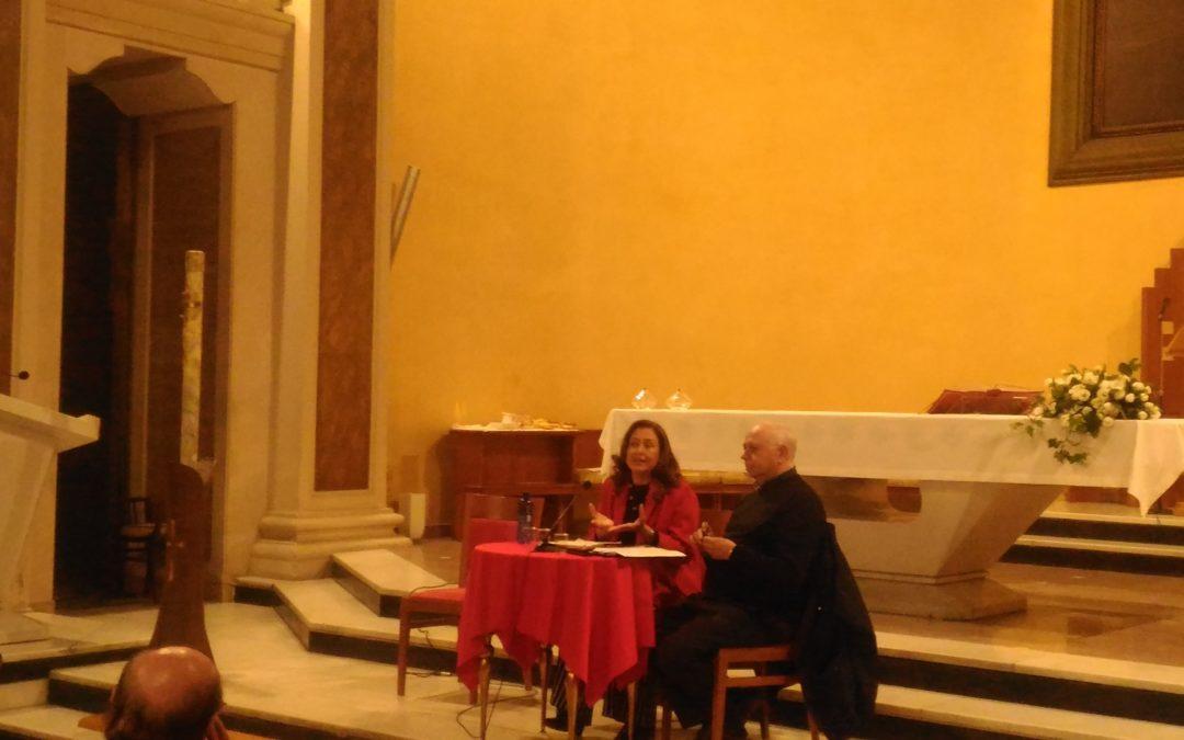 Conferenza di Don Antonio Sciortino (Parrocchia di San Ferdinando- Bari)